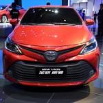 Đánh giá xe giá rẻ Toyota Vios 2016 mới trình làng
