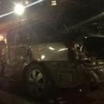Vợ con cựu cầu thủ Barcelona gặp tai nạn nghiêm trọng