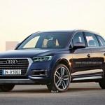 Cuối năm 2016 Audi Q5 thế hệ mới chính thức ra mắt