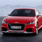 Chi tiết xe thể thao Audi TT RS 2017