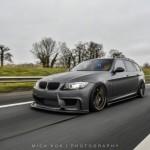 Đẳng cấp xe sang BMW 335i độ công suất 820 mã lực