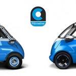 Xe quả bóng BMW Isetta độ thành xe chạy điện