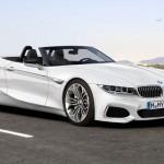 BMW Z5 sẽ thay thế cho xe thể thao BMW Z4
