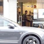 David Beckham mua xe siêu sang Bentley Bentayga