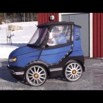 Xe đạp lai ô tô điện PodRide đáng mua nhất