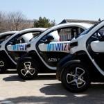 Hãng xe Renault hợp tác với Azra nhân rộng xe điện tại Canada