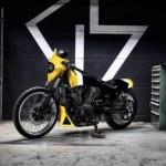 Cận cảnh xe Yamaha XV950 độ độc bởi GS Mashin