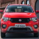 Xe giá rẻ Fiat Mobi khá tiện nghi giá chỉ từ 203 triệu đồng