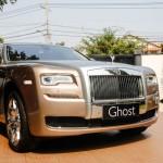 Giá xe Rolls royce Ghost chính hãng sẽ tăng lên 35 tỷ đồng ?