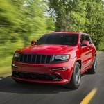 Sắp có xe SUV siêu mạnh Jeep Grand Cherokee dùng động cơ Hellcat
