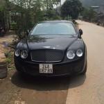 Tận mắt ngắm xe siêu sang Bentley biển đẹp Lào Cai