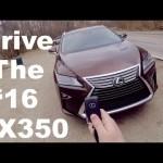 Video: Tại sao xe Lexus RX350 2016 rất được yêu thích ?