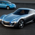 Nissan đang có kế hoạch ra mắt xe gầm cao chạy điện