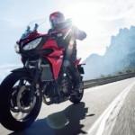 Xe mô tô phân khối lớn Yamaha Tracer 700 ra mắt