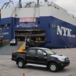 Thái Lan giữ vị trí số 1 xe nhập khẩu vào Việt Nam quý I năm 2016