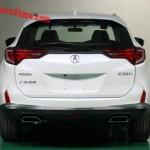 Xe SUV sang cỡ nhỏ Acura Acura CDX mới ra mắt