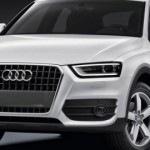 Xe sang Audi Q4 bất ngờ lộ diện