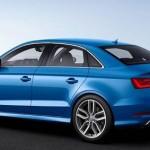 Những điểm mới trên xe sang Audi A3 bản nâng cấp 2017