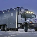 Xe tải biệt thự Mercedes Zetros 2733 A giá 22 tỷ đồng
