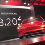 Xe điện Tesla Model 3 bán được 130.000 chiếc trong 1 ngày