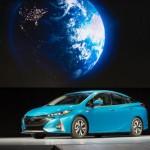 Ngắm xe Hybrid Toyota Prius Prime 2016