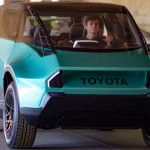 Ngắm xe tương lai Toyota uBox thực dụng