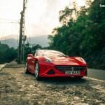 Thêm siêu xe Ferrari biển đẹp Lào Cai