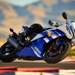 Xe mô tô Yamaha YZF-R25 2016 thêm màu xanh trắng giá từ 100 triệu đồng