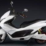 Xe máy điện độ từ Honda PCX ?