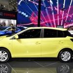 Xe giá rẻ Toyota Yaris L phiên bản kéo dài rộng rãi hơn