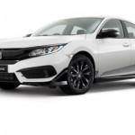 Honda Civic 2016 thể thao hơn với gói phụ kiện Black Pack