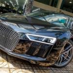 Siêu xe Audi R8 V10 Plus giá 12 tỷ về Việt Nam