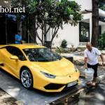 Dàn siêu xe khủng của đại gia Việt mới gắn biển đẹp