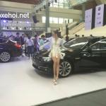 Đánh giá siêu phẩm BMW 750 li tại triển lãm xe BMW 2016