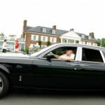 Choáng dàn siêu xe khủng của tỷ phú Donald Trump