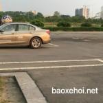 Xe sang BMW Drift ở Triển lãm BMW World Vietnam 2016