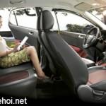 Khám phá công nghệ cảm ứng trên vô lăng của Hyundai
