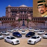 7000 siêu xe, xe siêu sang của Quốc vương Brunei giá 5 tỷ đô