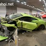 Những vụ tai nạn siêu xe 2016 khiến người xót của
