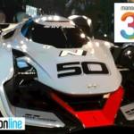 Ngắm siêu xe tương lai Hyundai Muroc và người đẹp