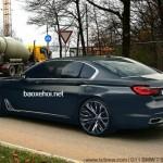 Xe sang BMW 750d xDrive dùng động cơ tiết kiệm 3.0 lít