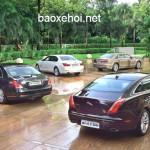 Nên mua xe sang Mercedes S500, Audi A8L hay BMW 740 li mới ?