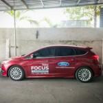 Xem tính năng tự động đỗ xe của xe giá rẻ Ford Focus 2016
