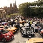 Ngắm dàn siêu xe Gumball 3000 2016 hành trình đến London
