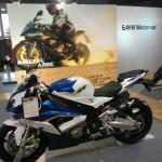 Dàn siêu xe mô tô tại triển lãm BMW World Vietnam 2016