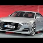 Lộ thông tin về xe sang Audi A8 thế hệ mới 2018