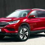 Lộ thông số kỹ thuật của xe Honda CR-V 2017