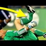Những tai nạn do bất cẩn trong thể thao