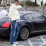 Cristiano Ronaldo bán siêu xe Bentley Continental GT Speed