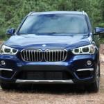 Xe sang BMW X1 2016 đáng mua vì độ an toàn cao